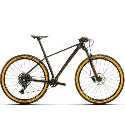 Bike Sense Impact Race 12v Aro 29 2021/22 Verde e Marron
