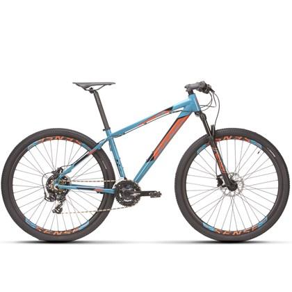 Bike Sense One 21v Aro 29 2021/22 Azul e Laranja