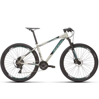 Bike Sense One 21v Aro 29 2021/22 Cinza e Aqua