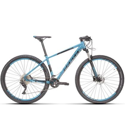 Bike Sense Rock Evo 20v Aro 29 2021/22 Aqua e Preto