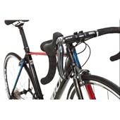 Bike Soul 3R1 2017 Preta Azul e Vermelha