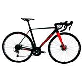 Bike Soul 3R1 Disc Tiagra 2020 Grafite e Vermelha