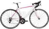 Bike Soul 3R1F 2017 Cinza e Rosa