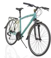 Bike Soul Copenhague Retrô Aro 700 2017 Verde e Bege