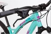 "Bike Soul Flora Aro 27,5"" 2017 Verde Rosa e Roxa"