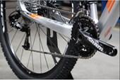 "Bike Soul Magma HT 229 Aro 29"" 2017 Prata e Laranja"