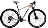 "Bike Soul Magma HT 829 Aro 29"" 2017 Cinza e Laranja"