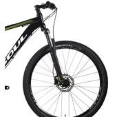 "Bike Soul SL 129 Aro 29"" Tourney 21V 2020 Preta"