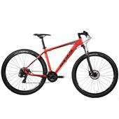 "Bike Soul SL 129 Aro 29"" Tourney 21V 2020 Vermelha"