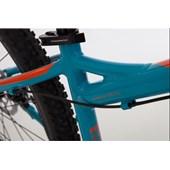 """Bike Soul SL 227F Aro 27,5"""" 2017 Verde e Laranja"""