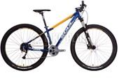 "Bike Soul SL 329 Aro 29"" 2017 Azul Laranja e Branca"