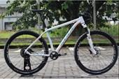 "Bike Soul SL 927 NX Aro 27,5"" 2017 Branca Azul e Laranja"