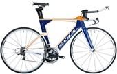Bike Soul TTR1 Carbon Laranja Azul e Branca