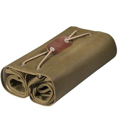 Bolsa Brooks Brick Lane Roll-up Panneirs Verde Musgo