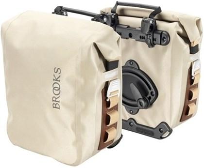 Bolsa Brooks John O'groats Front Pannier Desert (individual)