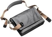 Bolsa Brooks Messenger Barbican Shoulder Asfalto - Grande
