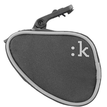 Bolsa de Selim Fizik Média com Clip System Preta