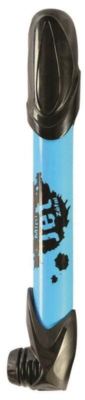 Bomba de ar Bike Zéfal Mini Jet Azul