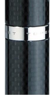 Bomba de Ar Topeak Carbono Mini MT Rocket Master Blaster TMTRCB