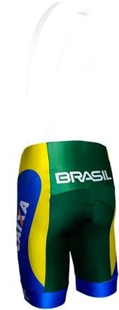 Bretelle ERT Elite Equipe Brasil 2016