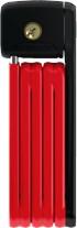 Cadeado para Bike Abus Bordo Lite Nível 7 60cm Vermelho