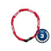 Cadeado para Bike Abus Corrente Steel-o-chain 4804c/75 RD Vermelho