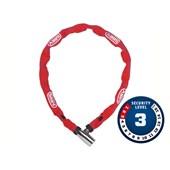 Cadeado para Bike Abus Corrente Web 1500/60 Nível 3 Vermelho