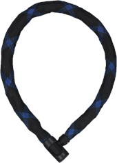 Cadeado para Bike Abus Ivera Chain Nível 8 85cm Preto e Azul