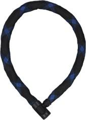 Cadeado para Bike Abus Ivera Chain Nível 8 85cm Preto e Azul