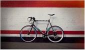 Cadeado Para Bike Knog Milkman Combo Azul