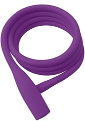 Cadeado Para Bike Knog Party Coil Violeta