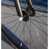 Cadeado para Eixo de Bike Abus Nutfix M9 Preta