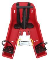 Cadeirinha para Bicicleta Dianteira Kalf Baby Bike Vermelha