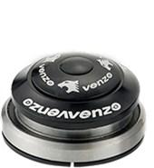 Caixa de Direção Bike Venzo Tapered com Adaptador Suspensão Comum