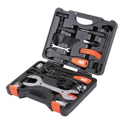 Caixa de ferramentas 25 peças Super B TBA600