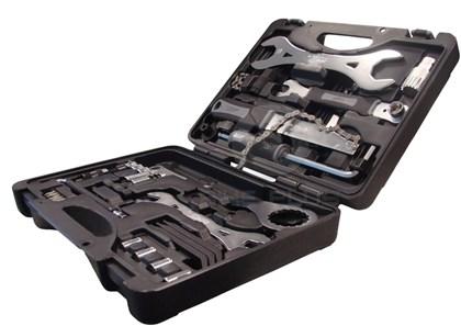 Caixa de ferramentas 36 peças Super B TBA2000