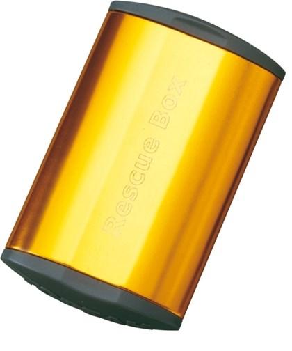 Caixa de Remendo Topeak Rescue Box TRB01 Dourada