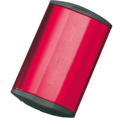 Caixa de Remendo Topeak Rescue Box TRB01 Vermelha