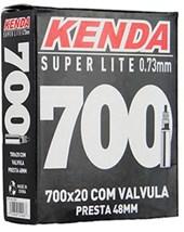 Câmara de Ar Bike Kenda Super Lite 700 x 20c Presta S48