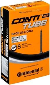 Câmara de ar Continental Race Speed Aro 700 X 18/25c Bico Fino S80