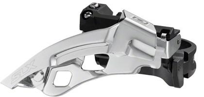 Câmbio Dianteiro Bike Shimano SLX FD-M670 3 x 10v Abraçadeira 34.9mm