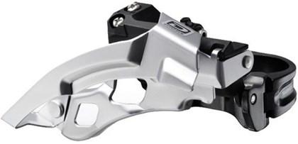 Câmbio Dianteiro para Bicicleta Shimano Deore FD-M590 3 x 10v Abraçadeira 34.9mm