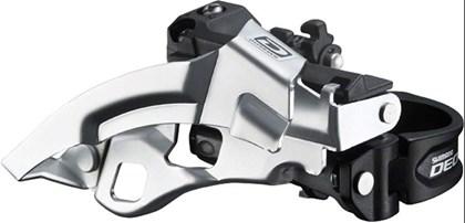 Câmbio Dianteiro para Bicicleta Shimano Deore FD-M610 3x10v Abraçadeira 34.9mm