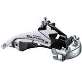 Câmbio Dianteiro Shimano Tourney FD-TY500 3 x 6 7 8v