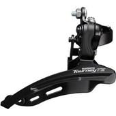 Câmbio Dianteiro Shimano Tourney FD-TZ500 3 x 6 ou 7v 28.6mm Cabo por Baixo