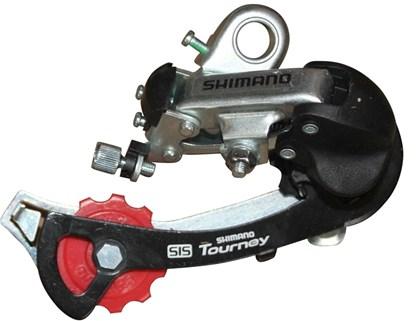 Câmbio traseiro Shimano Tourney RD-TZ40 6/7v