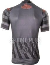 Camisa Ciclismo Asw Active Legacy Cinza Laranja
