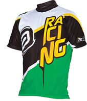 Camisa Ciclismo Asw Fun Force Verde