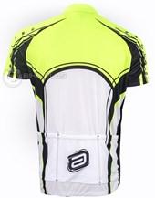 Camisa Ciclismo Asw Fun Race Fluor Neon