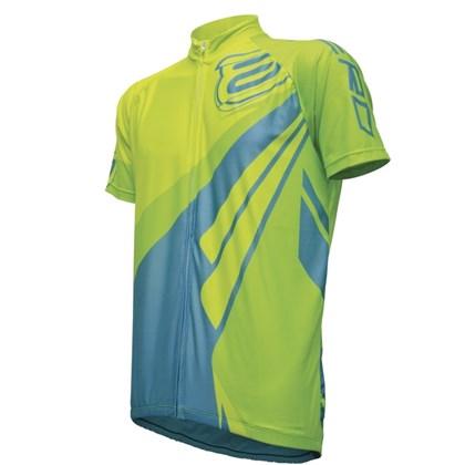 Camisa Ciclismo ASW Fun Way 2017 Neon